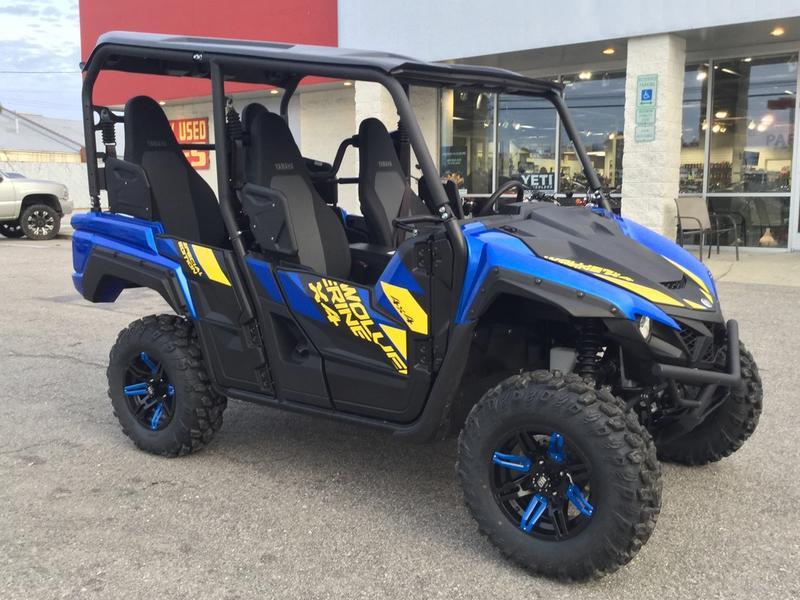 2019 Yamaha Wolverine X4 SE | Cycle Max Wilson