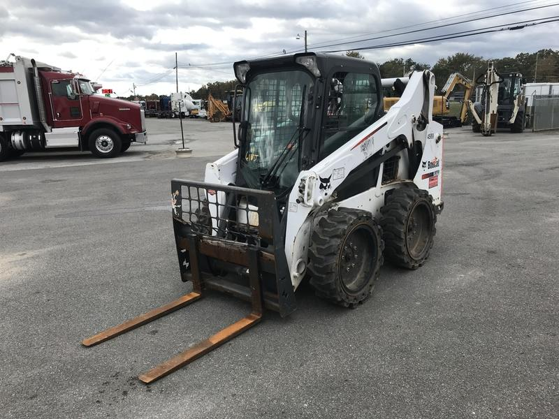 Bobcat Skid Steer Wheel Loaders For Sale Truck N Trailer Magazine