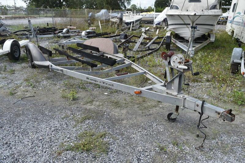 New  2001 Ranger 20' bass boat  Boat Trailer in Marrero, Louisiana