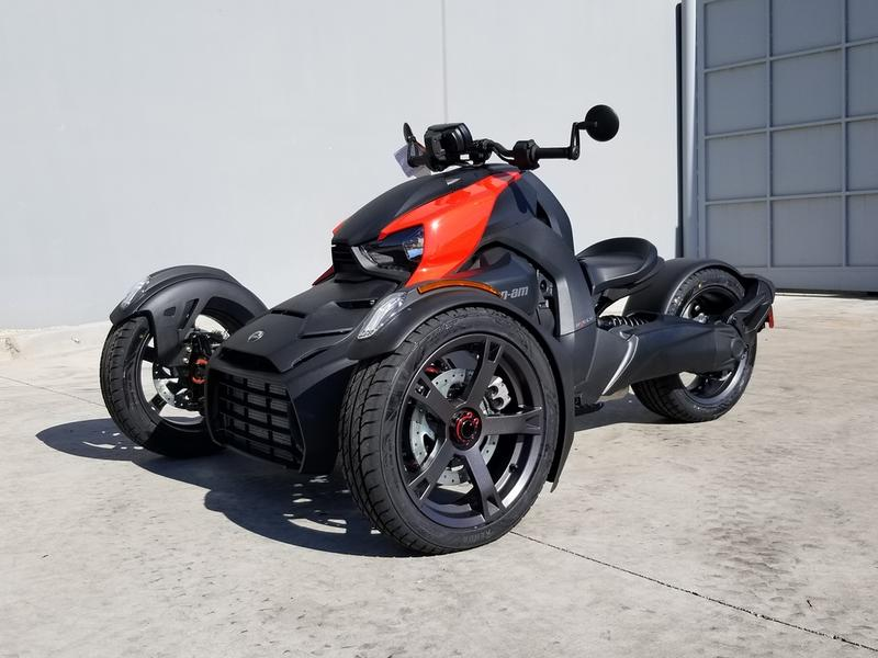 2019 Can-Am® Ryker 900 ACE™   RideNow