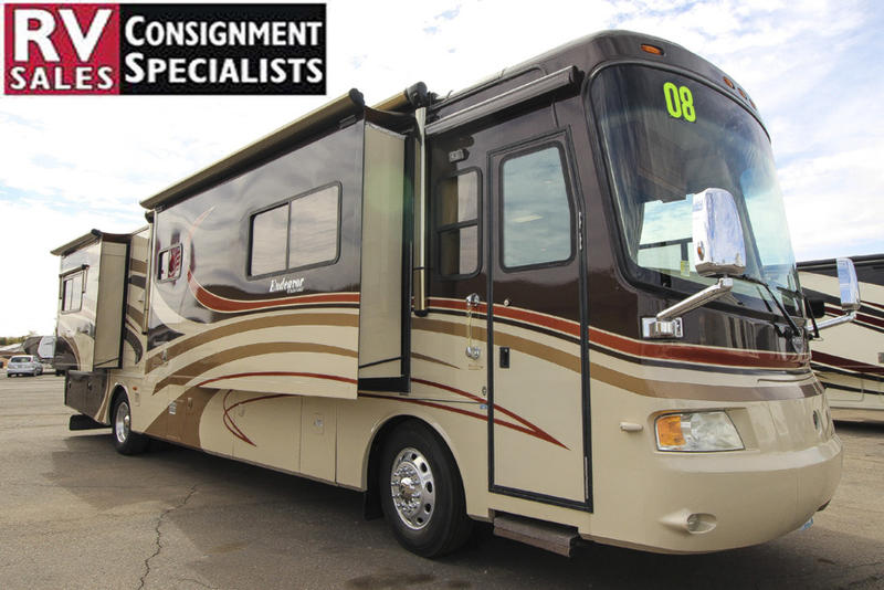 2008 Holiday Rambler Endeavor 40 Pdq P45890 Consignment
