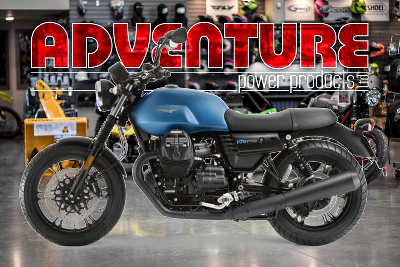 2019 Moto Guzzi V7III Stone 'Night Pack' Edition - Only $59