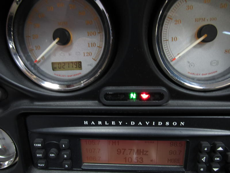 2008 Harley-Davidson FLHX - Street Glide 7