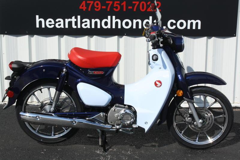2019 Honda® Super Cub C125 ABS | Heartland Honda