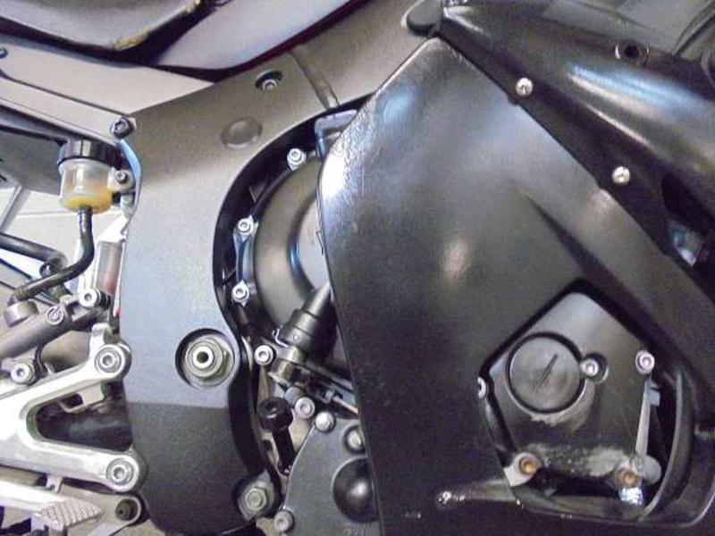 2005 Yamaha YZF R6 2