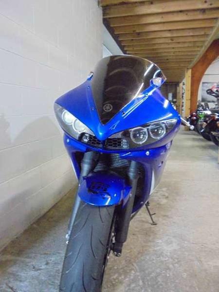 2008 Yamaha R6 6