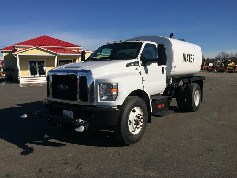 NEW 2017 FORD F650 WATER TRUCK #539920