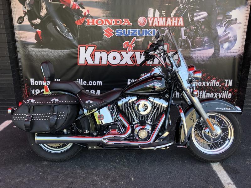 Knoxville Harley Davidson >> 2009 Harley Davidson Flhc Softail Heritage Classic