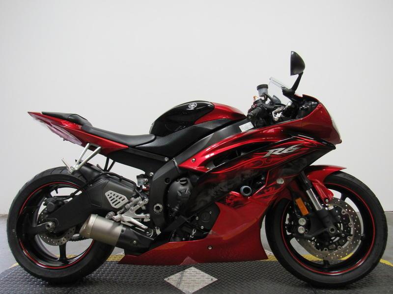 2011 Yamaha R6 1
