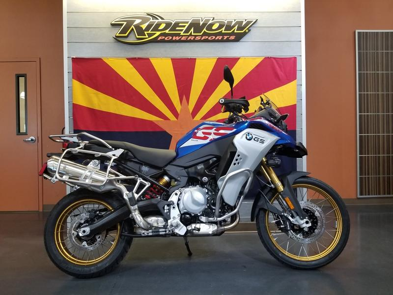 2019 BMW F 850 GS Adventure Rally Style | RideNow Chandler