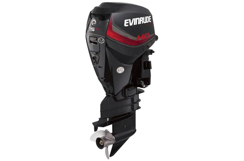 2016 Evinrude High Output 115 A115GHL 21755 | Mikey's General Sales
