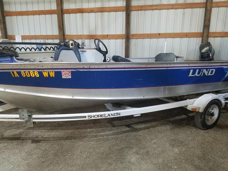 Lund | New and Used Boats for Sale in Iowa