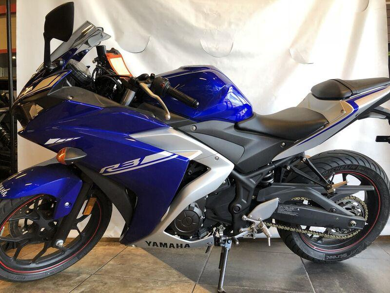 2015 Yamaha YZF-R3 for sale 203142