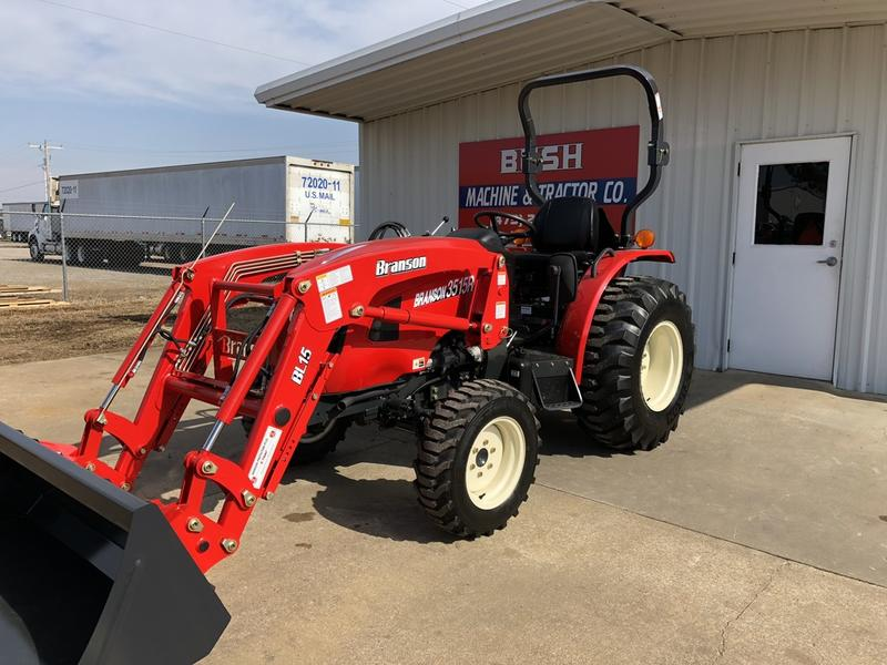 2019 Branson Tractors 3515R | Bush Machine & Tractors Co