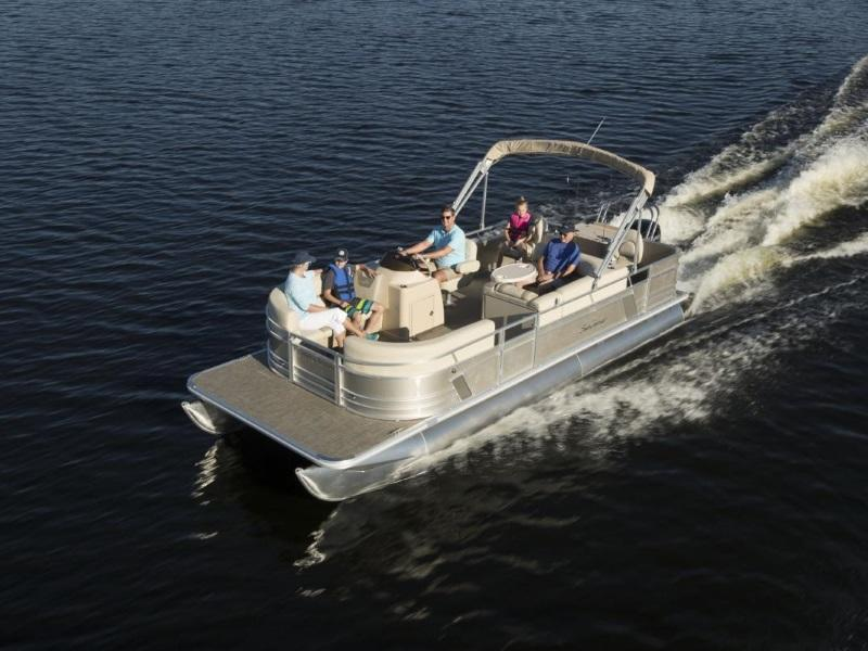 2018 SUNCHASER 20 CNF for sale