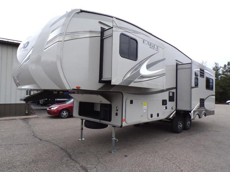 2019 Jayco Eagle Ht Fifth Wheels 27sgx Fathead S Country Campers