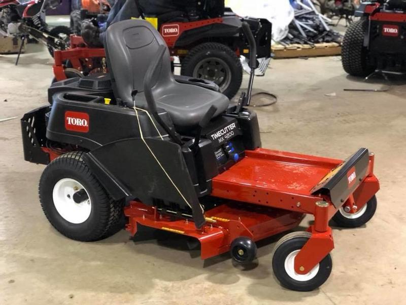 2019 Toro TimeCutter MX MX4200-(#74766) | East Central Sports
