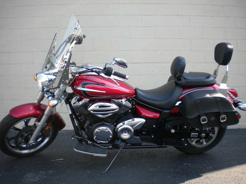 Yamaha v star new and used motorcycles for sale in wisconsin for Yamaha dealers wisconsin