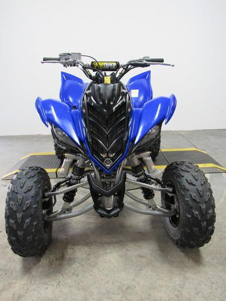 2009 Yamaha Raptor 700R 4