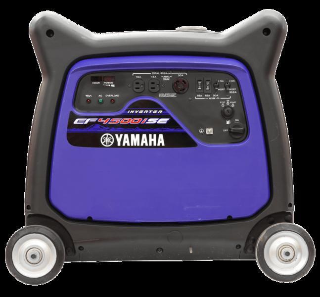 2018 Yamaha-Power EF4500iSE