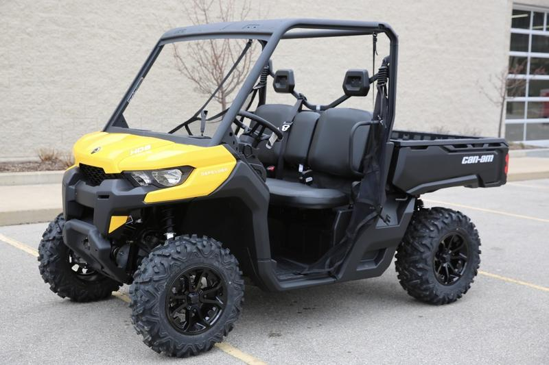 2018 Can-Am Defender DPS HD8 for sale 61218