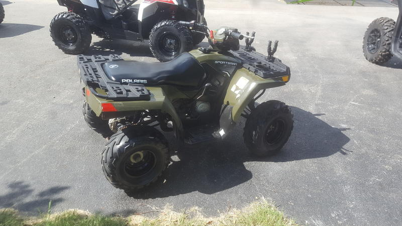 2012 Polaris® Sportsman® 90 | Progressive Powersports