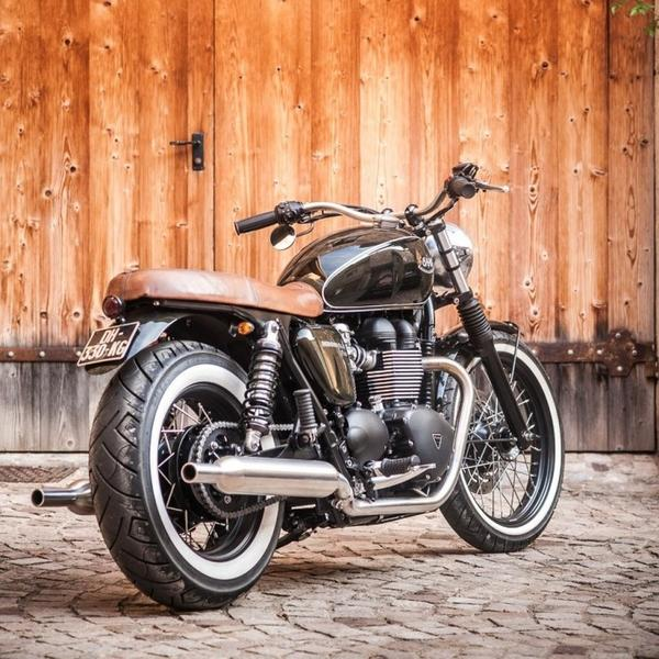 2019 Triumph Bonneville T100 Classic International Motorsports
