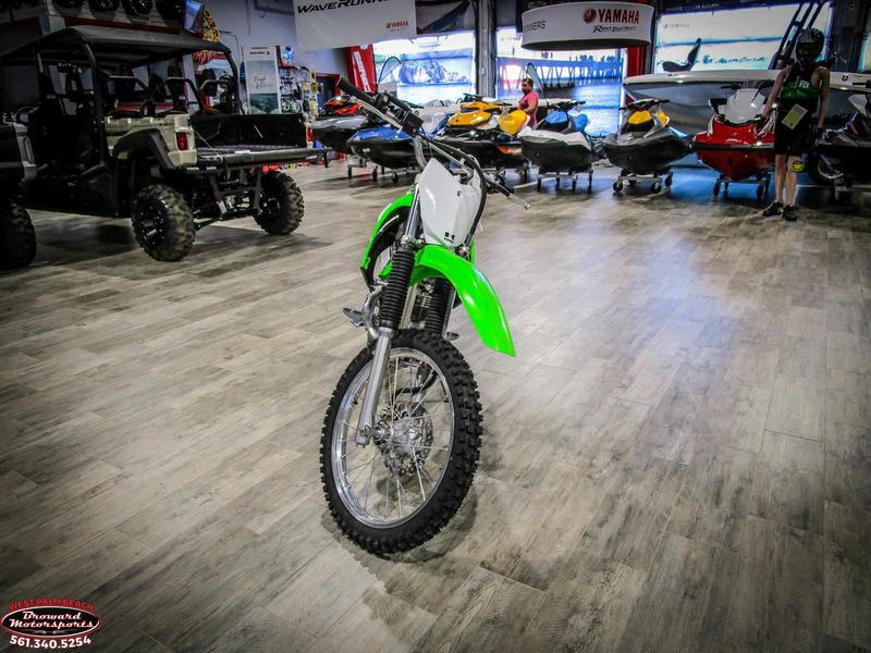 2019 Kawasaki KLX 140L 2