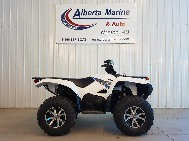 2019 Yamaha Grizzly EPS | 1 of 4