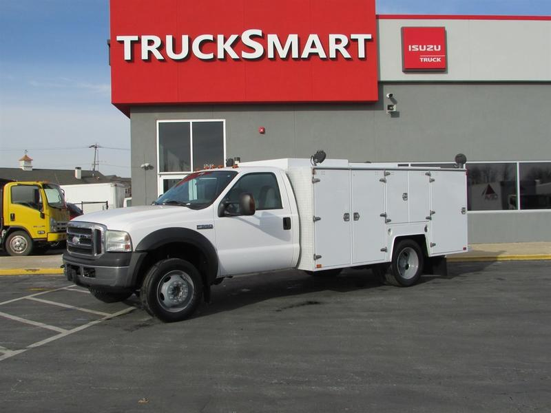 2006 Ford F550 Service - Utility Truck