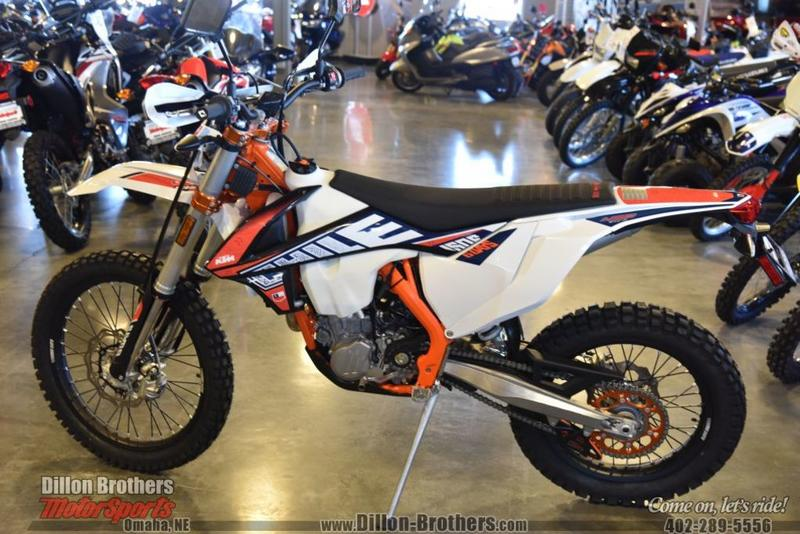 2019 KTM 450 EXC-F Six Days | Dillon Brothers Motorsports