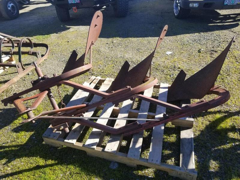 Misc 3 Bottom Plow 16559 Klamath Basin Equipment