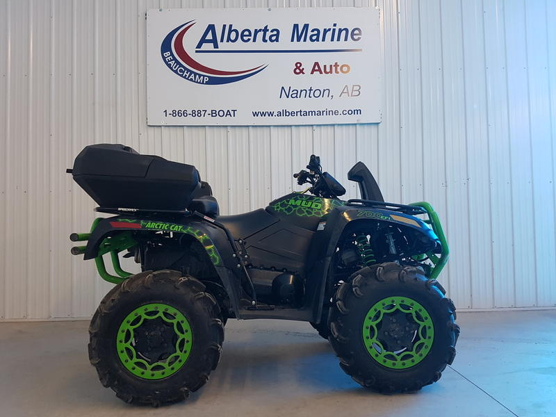 2016 Arctic Cat Mudpro 700 Limited | 1 of 5