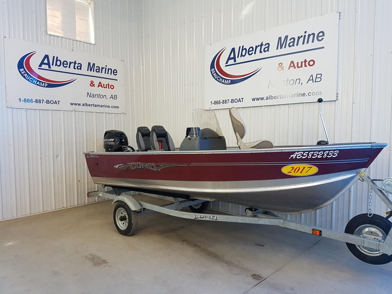 For Sale: 2017 Lund 1400 Fury Ss ft<br/>Alberta Marine