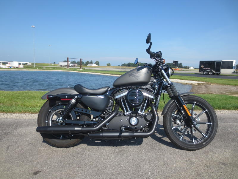 2018 Harley-Davidson® XL883N - Sportster® Iron 883™ | Route