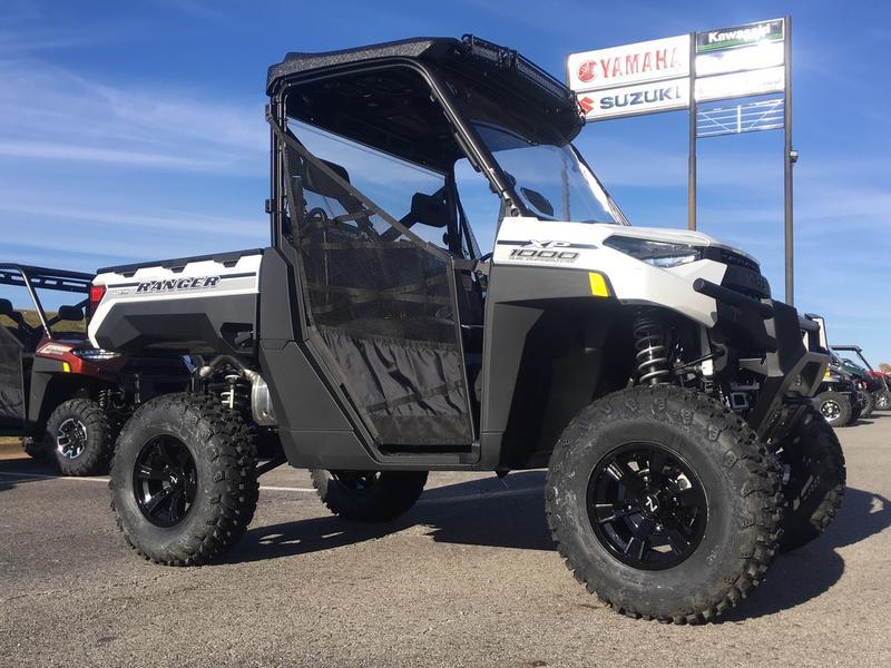 2019 Polaris® Ranger 1000 XP Premium Stock: STK 0376