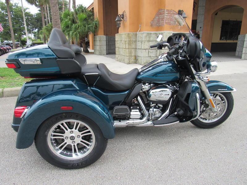 2020 Harley-Davidson® FLHTCUTG - Tri Glide® Ultra ...