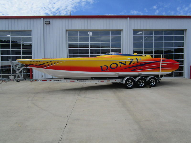 Donzi 43 Zr | New and Used Boats for Sale