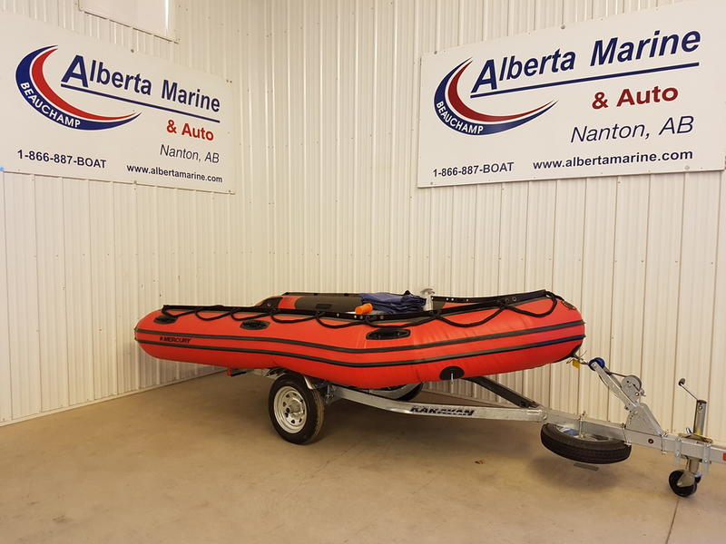 For Sale: 2015 Mercury Marine® Heavy Duty 380 ft<br/>Alberta Marine