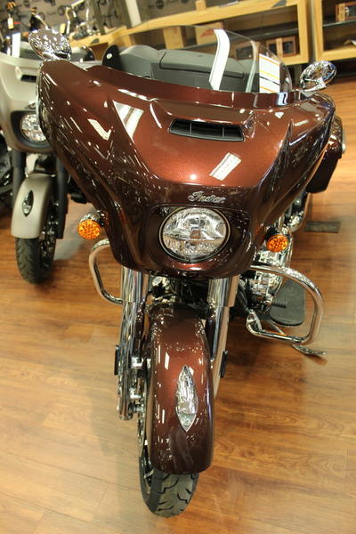 Ride Now Concord >> 2019 Indian Motorcycle® Chieftain® Limited Dark Walnut ...