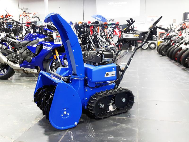 2019 Yamaha Power Snowblower YT624EJ | Apex Cycle Sports