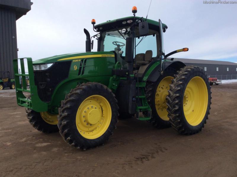 2017 John Deere 7230r 00052126 P Western Tractor