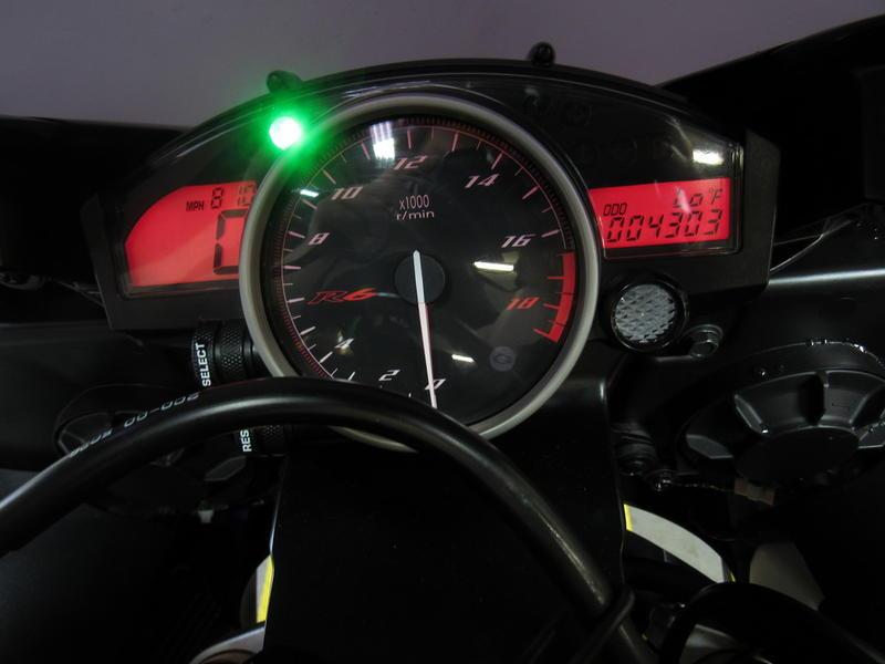 2015 Yamaha R6 7