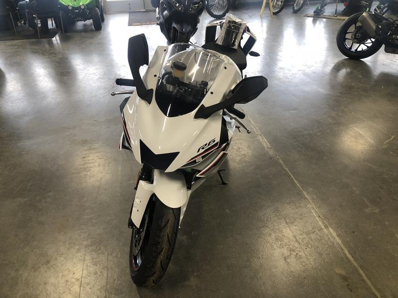 2018 Yamaha YZF-R6 4
