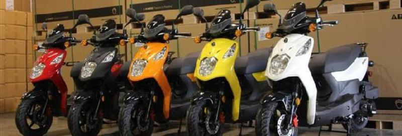 2015 Lance Powersport PCH 50 Stock: | Solano Cycle