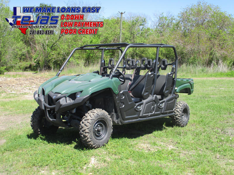 2018 Yamaha Viking VI EPS for sale 135991
