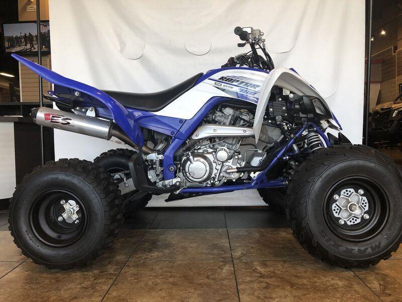 2016 Yamaha Raptor 700 for sale 254487