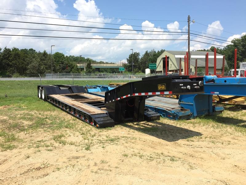 NEW 2018 WITZCO NGB-35 LOWBOY TRAILER #514390