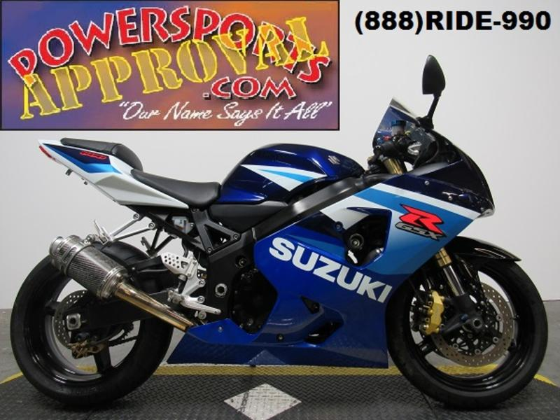 2005 Suzuki GSX-R 600 20th Anniversary for sale 58378