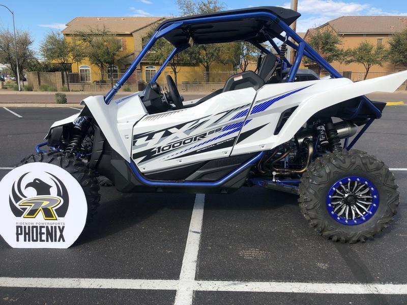 2019 Yamaha YXZ1000R SS SE Ultra White | RideNow Phoenix